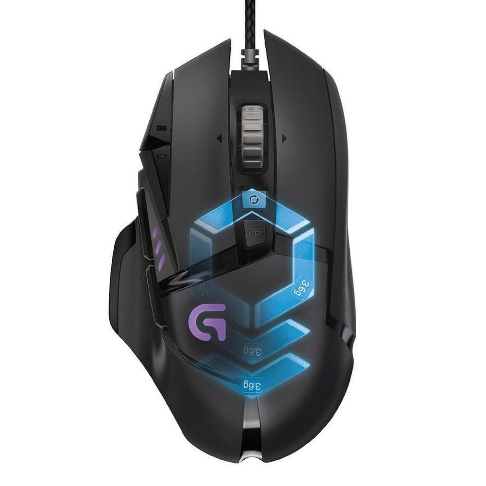 Souris gaming  Logitech G502 Proteus Spectrum RGB
