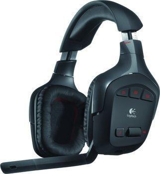 Casque audio sans-fil 7.1 Logitech G930 pour PC et PS4