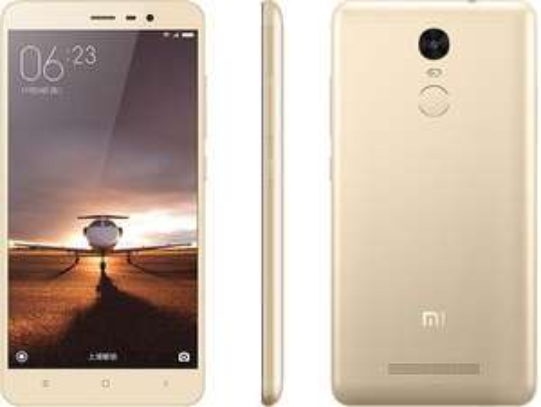 "Smartphone 5.5"" Xiaomi Redmi Note 3 Pro - full HD, double-SIM, 3 Go de RAM, 32 Go, 4000 mAh, or"