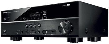 Ampli AV 5.1 Yamaha MusicCast RX-V381 - 100 W, noir