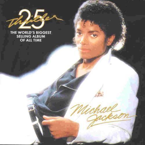 CD Thriller Michael Jackson - édition remasterisée + titre bonus