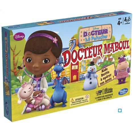 Jeu de société Hasbro Docteur Maboul - Docteur la Peluche