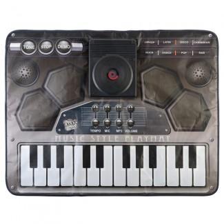Tapis DJ - 24 touches, 90x70cm