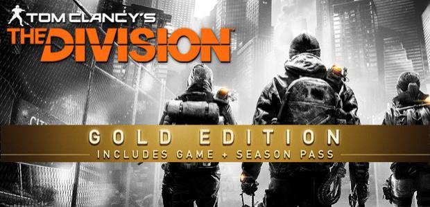 Jeu The Division sur PC - Gold édition + season pass (Dématéiralisé - Steam)