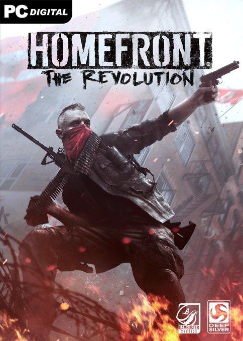 Jeu Homefront : The Revolution sur PC (Dématérialisé - Steam)