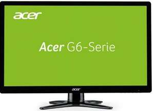 "Ecran PC 24"" Acer G246HLG - 1920 x 1080, 60Hz, 1ms, VGA / DVI / HDMI"