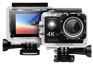 Caméra sportive 4k Unotec xtr pro 4 - 16 mégapixels