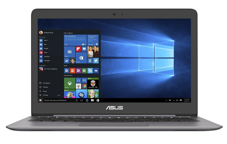 "PC Portable 13.3"" Asus Zenbook UX310UA-GL079T - Full HD, i5-6200U, RAM 8 Go, SSD 256 Go"
