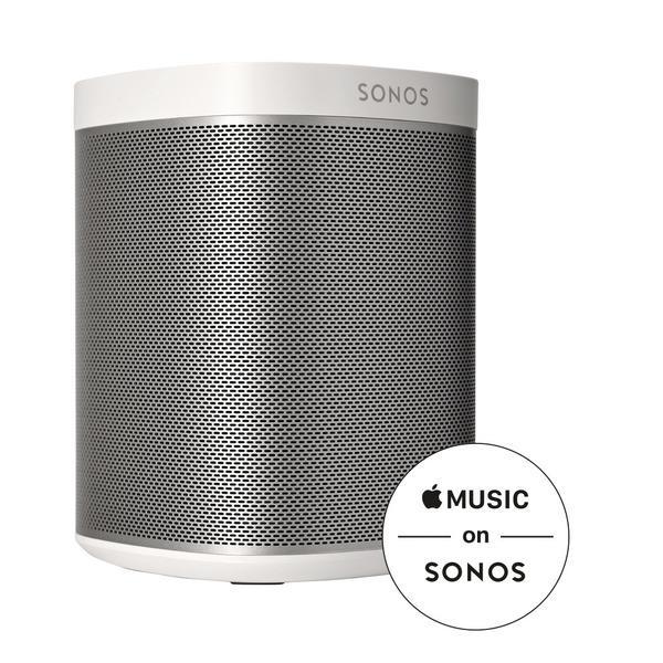 Enceinte Wi-Fi Sonos Play 1 - Blanc