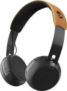 Casque audio sans-fil Skullcandy Grind - noir
