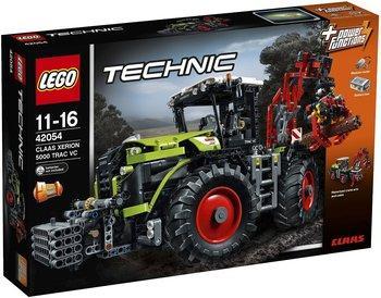 [Membres Premium] Jouet Lego Technic - Claas Xerion 5000 Trac VC (42054)