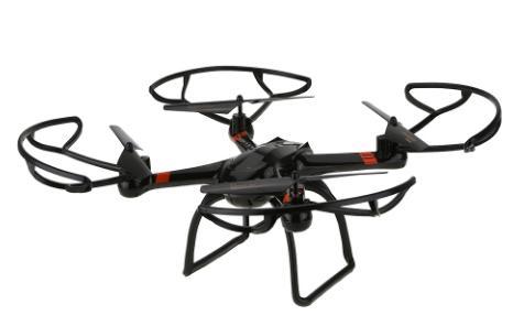 Drone quadricoptère RTF Mould King Supper-X 33040 - 2.4 GHz, noir (frais de port inclus)
