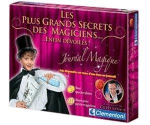 [Cdiscount à Volonté] Jeu Clementoni Magie : Les plus grands secrets des magiciens