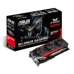 Carte Graphique Radeon R9 Fury Strix DC3 4096 HBM