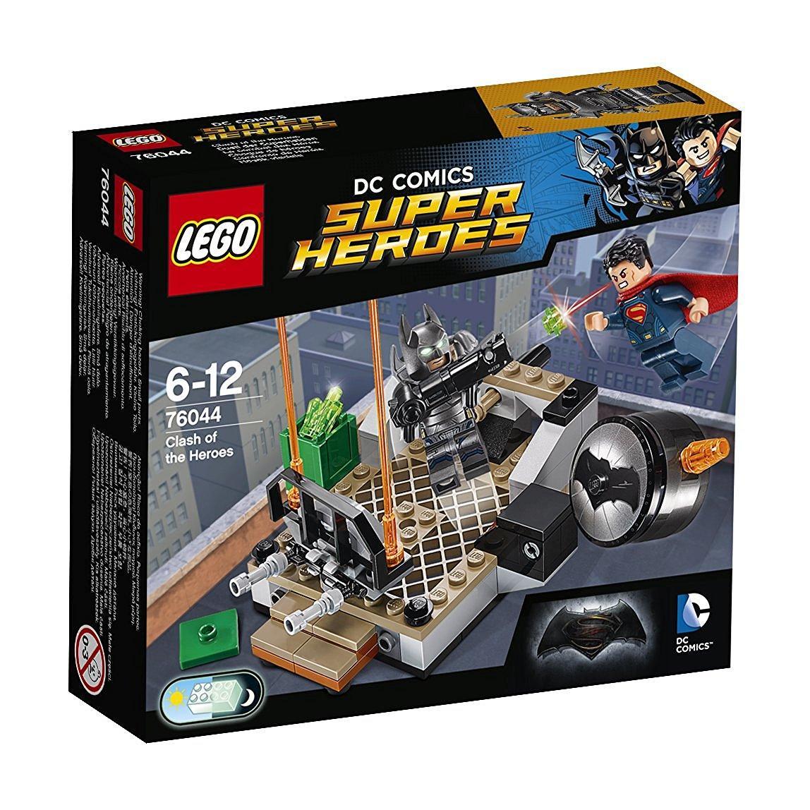 [Premium] Jouet Lego DC Comics Super Heroes - Le Combat Des Héros 76044