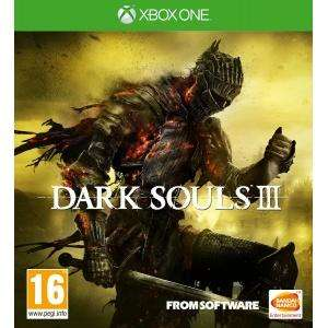 Dark Souls III sur Xbox One