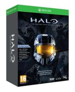 Halo : The Master Chief Collection - Edition limitée sur Xbox One