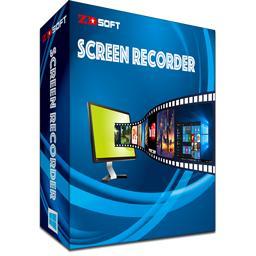 Logiciel ZD Soft Screen Recorder sur PC