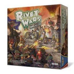 Sélection de jeux de société en promotion - Ex : Edge Rivet Wars : Front de l'Est