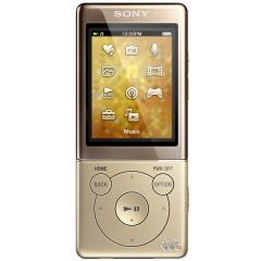 Baladeur MP4 Sony NWZ-E474 8Go doré ou vert (Reconditionné)