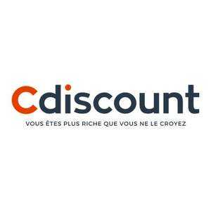 10% de réduction dès 249€ sur l'informatique (via l'application et site mobile)