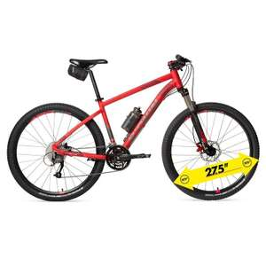 VTT Rockrider 540 B'Twin - Rouge