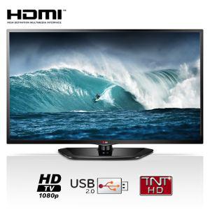 "Télévision LED 47"" LG 47LN5400TV Full HD"