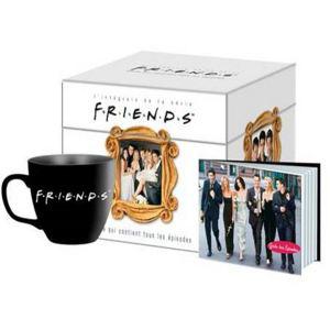 Friends : L'intégrale, Edition collector limitée - Coffret 35 DVD avec un mug et livret de 60 pages