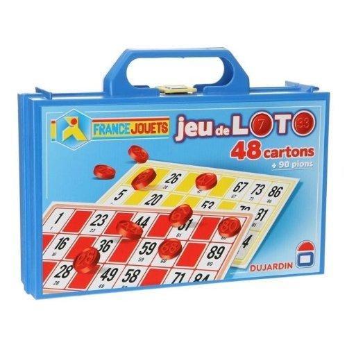 [Premium] Jeux de Loto Dujardin Bingo - 48 Cartons