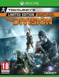 Tom Clancy's The Division - Limited Edition sur Xbox One