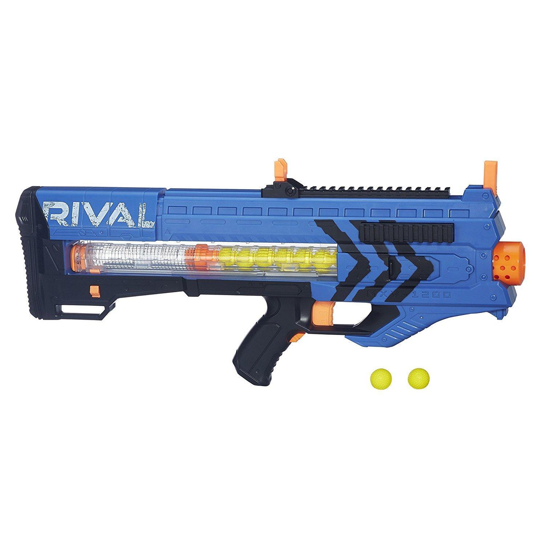 [CDAV] Jeu de tirs Nerf Rival Zeus MXV 1200 - Bleu