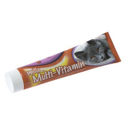 Pâte  Smilla multivitaminée pour chat offerte pour toute commande