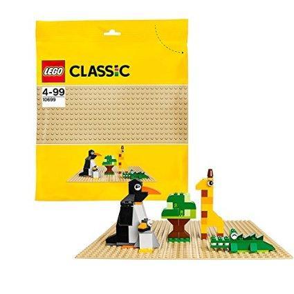 [Panier Plus] LEGO Classic 10699 - La Plaque De Base Sable