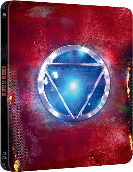 Iron Man 3  Steelbook