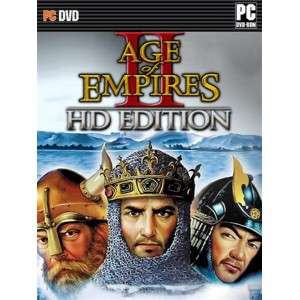 Age of Empires II HD (clé Steam)