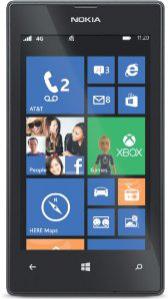Smartphone Nokia Lumia 520 Bloqué AT&T / Frais de port inclus