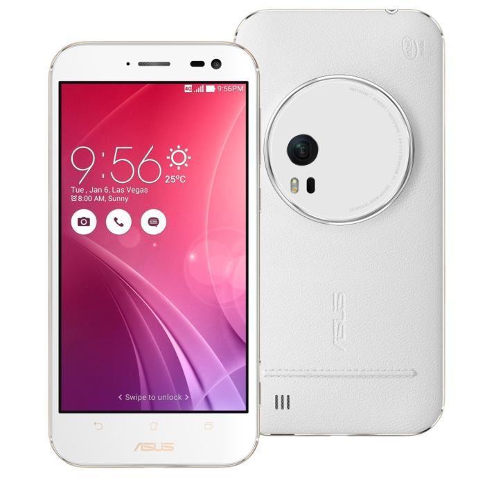 """Smartphone 5.5"""" Asus ZenFone Zoom (ZX551ML) 64Go"""