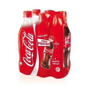 Pack de coca cola 6x50cl