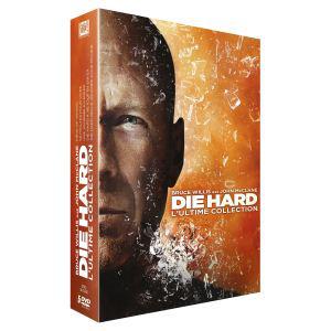 Die hard : l'intégrale des 5 films en DVD