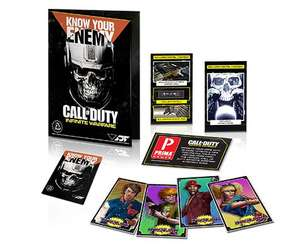 Call of Duty: Infinite Warfare + Pack exclusif Know Your Enemy PS4/XBOX ONE