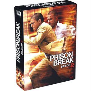 Saison 2 de Prison Break en DVD