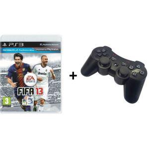 Fifa 13 sur PS3 + Manette sans fil Buetooth 3.0 générique