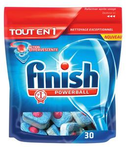 Tablettes pour lave-vaisselle Finish
