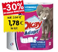 Essuie-Tout Okay Adapt'