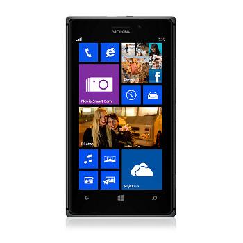 Smartphone Lumia 925 + Coque à induction CC-3065 + Chargeur sans-fil à induction DT-900
