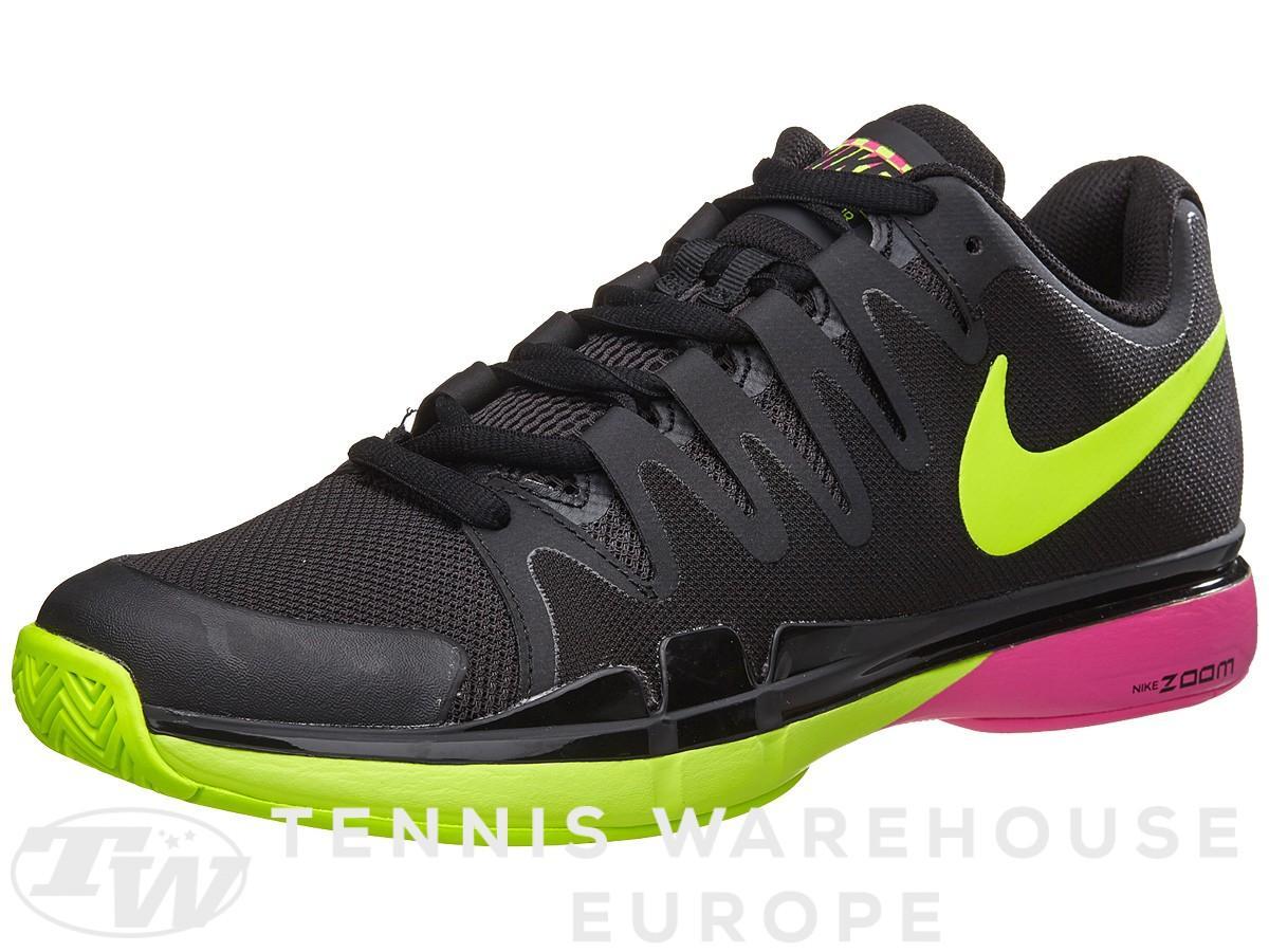 Chaussures de tennis Nike Zoom Vapor 9.5 Tour - noir / jaune (du 40 au 45.5)