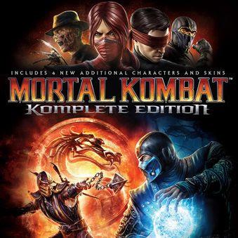 Mortal Kombat Komplete Edition sur PC (Clé Steam)