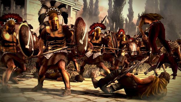Total War : Rome II sur PC dématérialisé