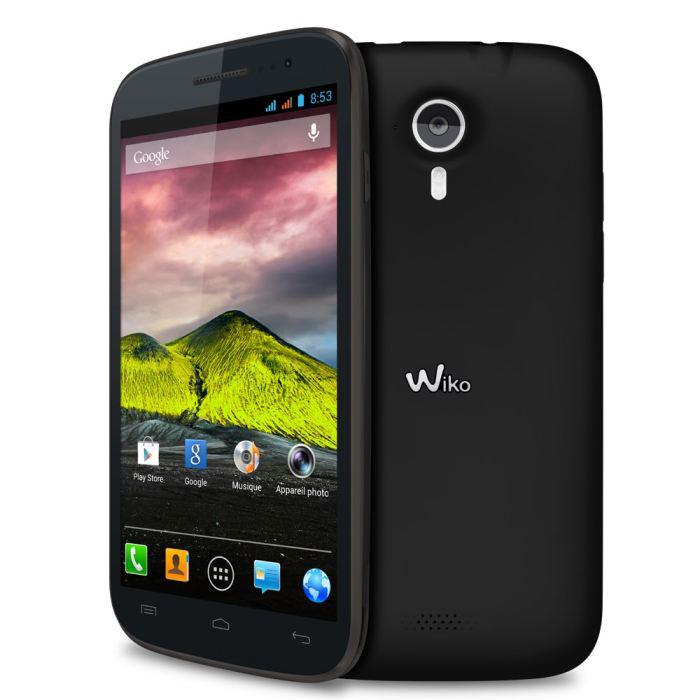 Smartphone Wiko Cink Five Noir