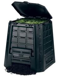 A partir du 29/08 : Composteur Florabest 360L